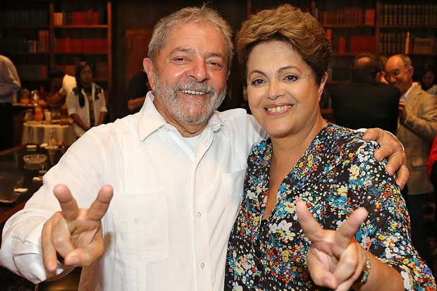 Lula e Dilma | Foto: Ricardo Stuckert