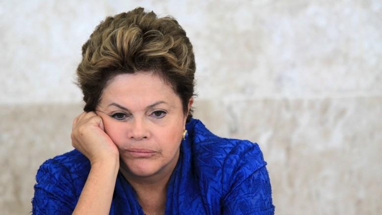 Dilma | Foto: Exibição
