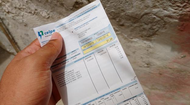 Conta de luz terá reajuste médio de 11,5% em Pernambuco. | Foto: Ilustração