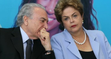 PSDB pede a cassação da chapa Dilma-Temer. O vice quer a separação das contas.