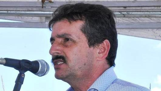 Prefeito de Casinhas, João Camêlo (Foto: Henrique Silva/Divulgação)