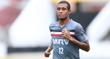 Meio Léo Lima retornou aos trabalhos e pode ser opção para Givanildo Oliveira contra o Guarani.