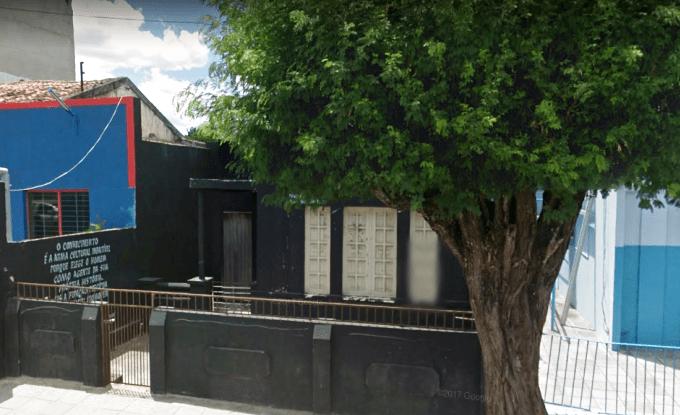 Imóvel que abrigou o Museu Histórico de Surubim também foi demolido (Foto: Reprodução/ Google Street View)