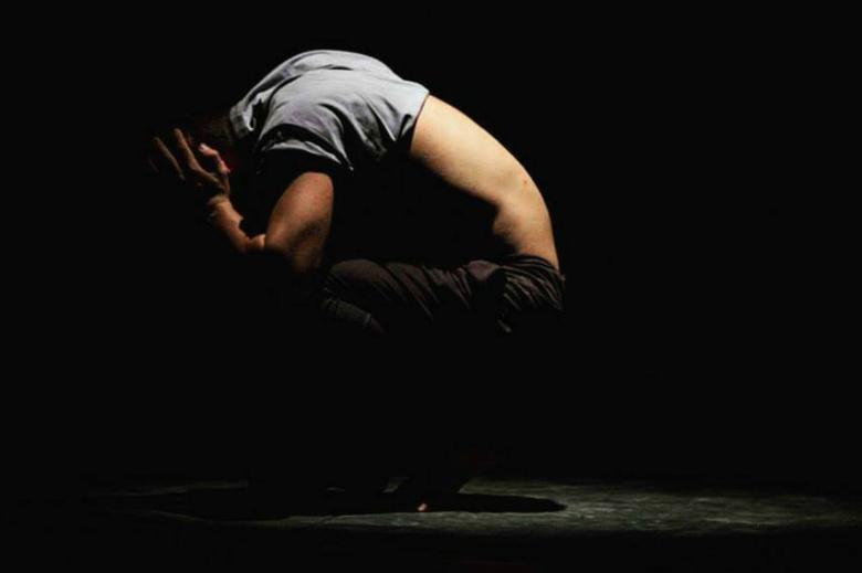 Performance de Gefferson Torres. | Foto: Divulgação