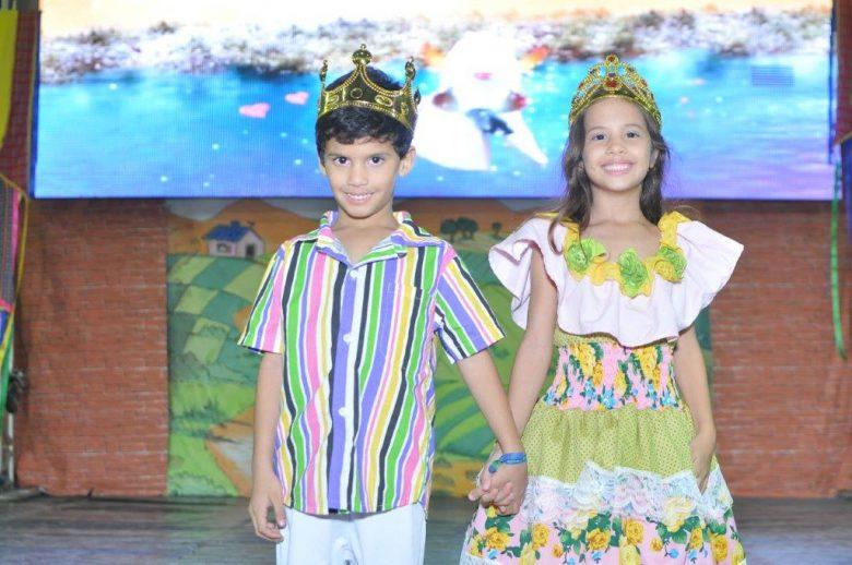 Festa junina do Colégio Marista encanta público em Surubim