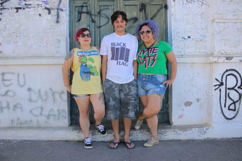 Direto da fachada da Usina, o movimento Hardcore ativo: Mennarca! | Lulu/Surubim News