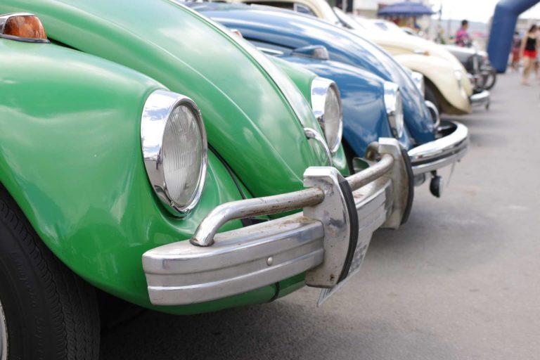 3º Encontro de Carros Antigos. | Foto: Lulu/Surubim News