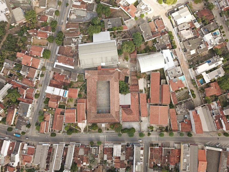 Colégio Nossa Senha do Amparo. | Foto: Lulu/Surubim News