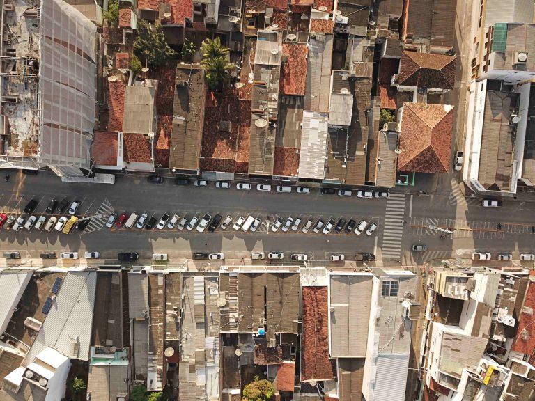 Rua João Batista. | Foto: Lulu/Surubim News