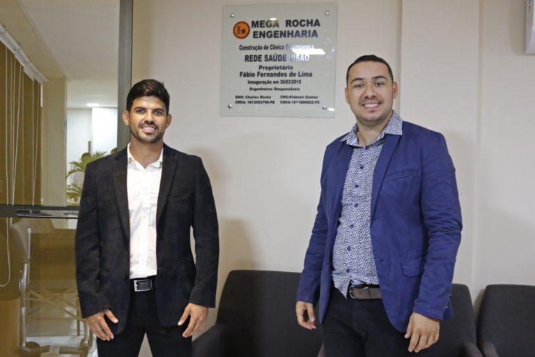 Solenidade de inauguração da Rede Saúde Visão. | Foto: Lulu/Surubim News