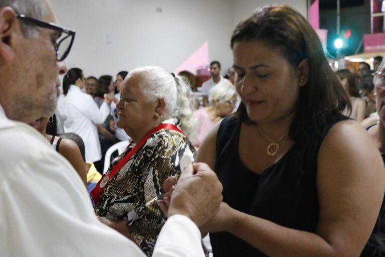 Missa de Sétimo Dia de Caio Santos (Jornal do Culegio).   Foto: Lulu/Surubim News