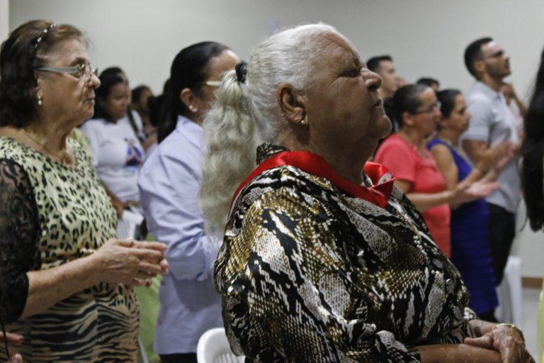 Missa de Sétimo Dia de Caio Santos (Jornal do Culegio). | Foto: Lulu/Surubim News
