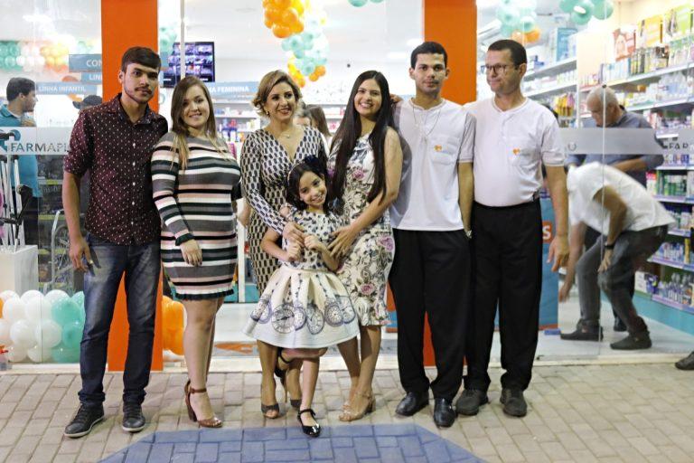 Solenidade de inauguração da nova Farmapio.   Foto: Lulu/Surubim News