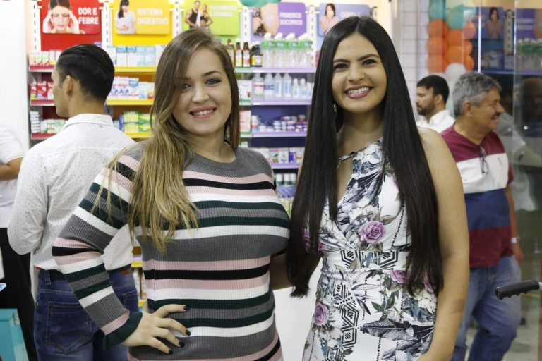 Solenidade de inauguração da nova Farmapio. | Foto: Lulu/Surubim News
