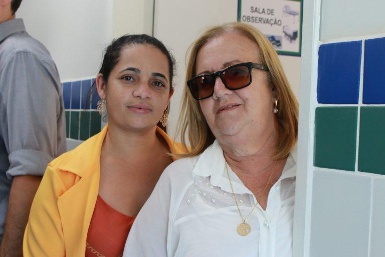 Inauguração de Unidade de Saúde da Família no bairro Bela Vista (Salgado).   Foto: Lulu/Surubim News