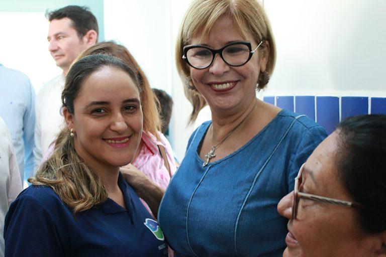 Inauguração de Unidade de Saúde da Família no bairro Bela Vista (Salgado). | Foto: Lulu/Surubim News