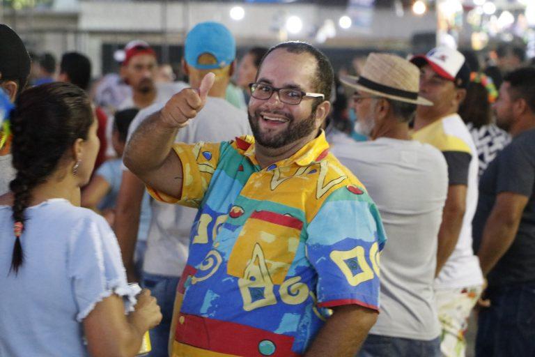 Carnaval do Jucá Ferrado, povoado de Surubim. | Foto: Lulu/Surubim News
