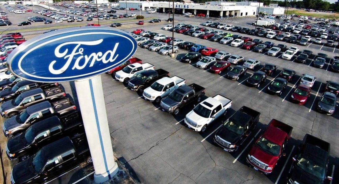 Ford anuncia fim da produção de carros no Brasil e fechamento de três fábricas | Surubim News